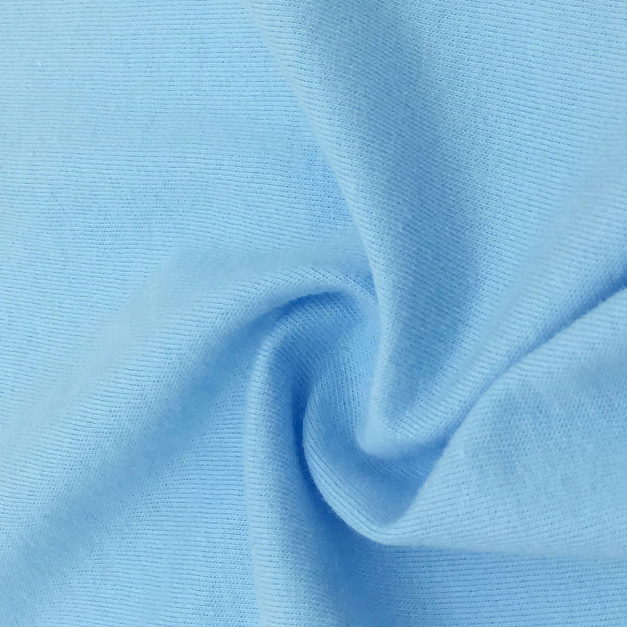 China 32s 100 Cotton Jersey Knit Fabric For T Shirt Photos