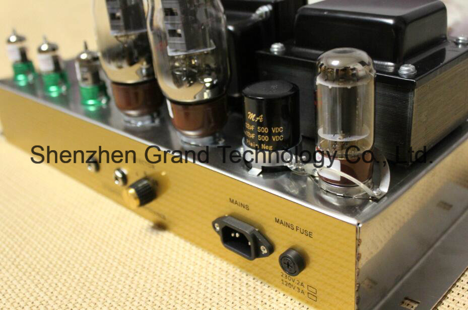 [Hot Item] 18W Tmb Hand Wired Tube Guitar Amplifier Chassis (G-18W)
