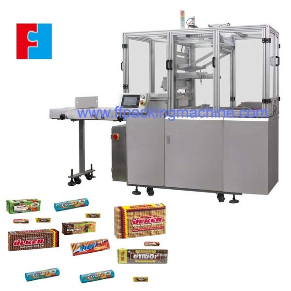 X Fold Type Biscuit Packing Machine (FFX) pictures & photos