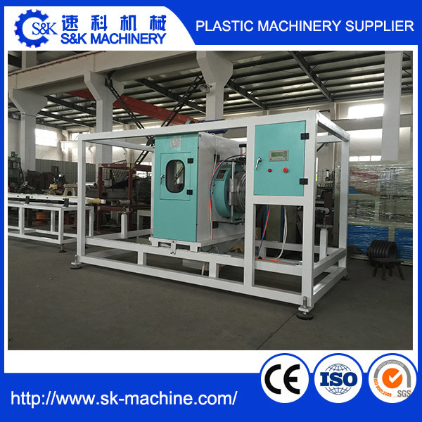 U-PVC/M-PVC/C-PVC Pipe/Tube Extrusion Line pictures & photos