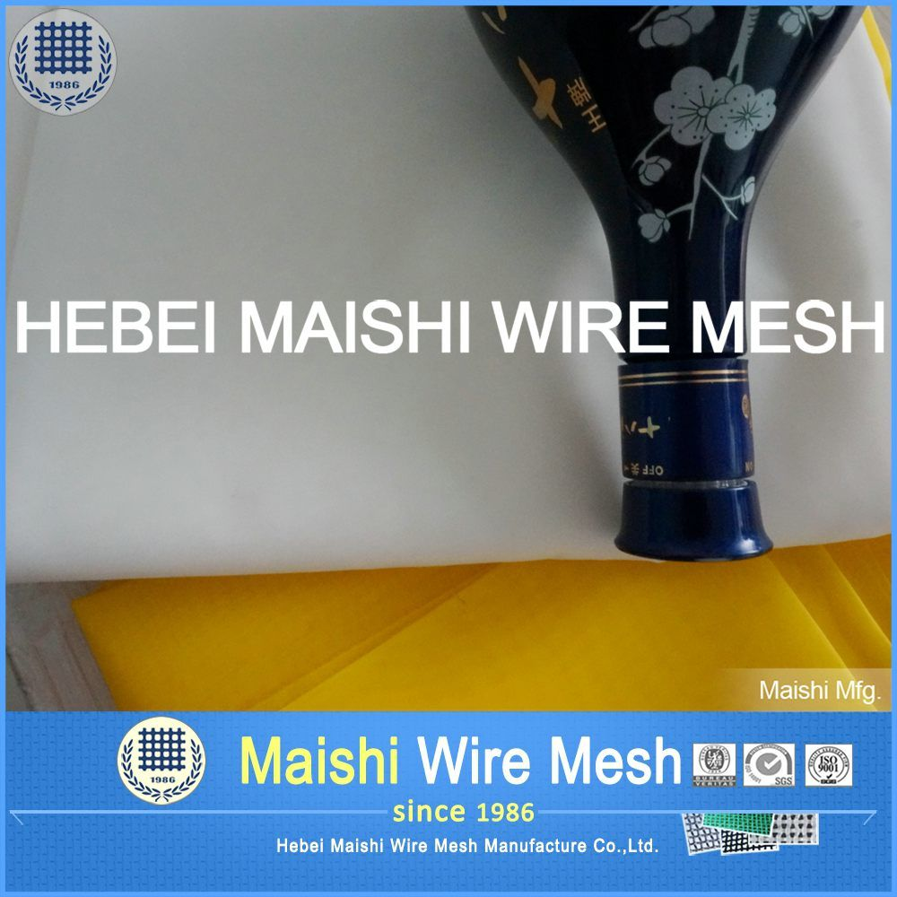 Plain Weave Monofilament Good Quality Bolting Cloth for Graphics Printing pictures & photos