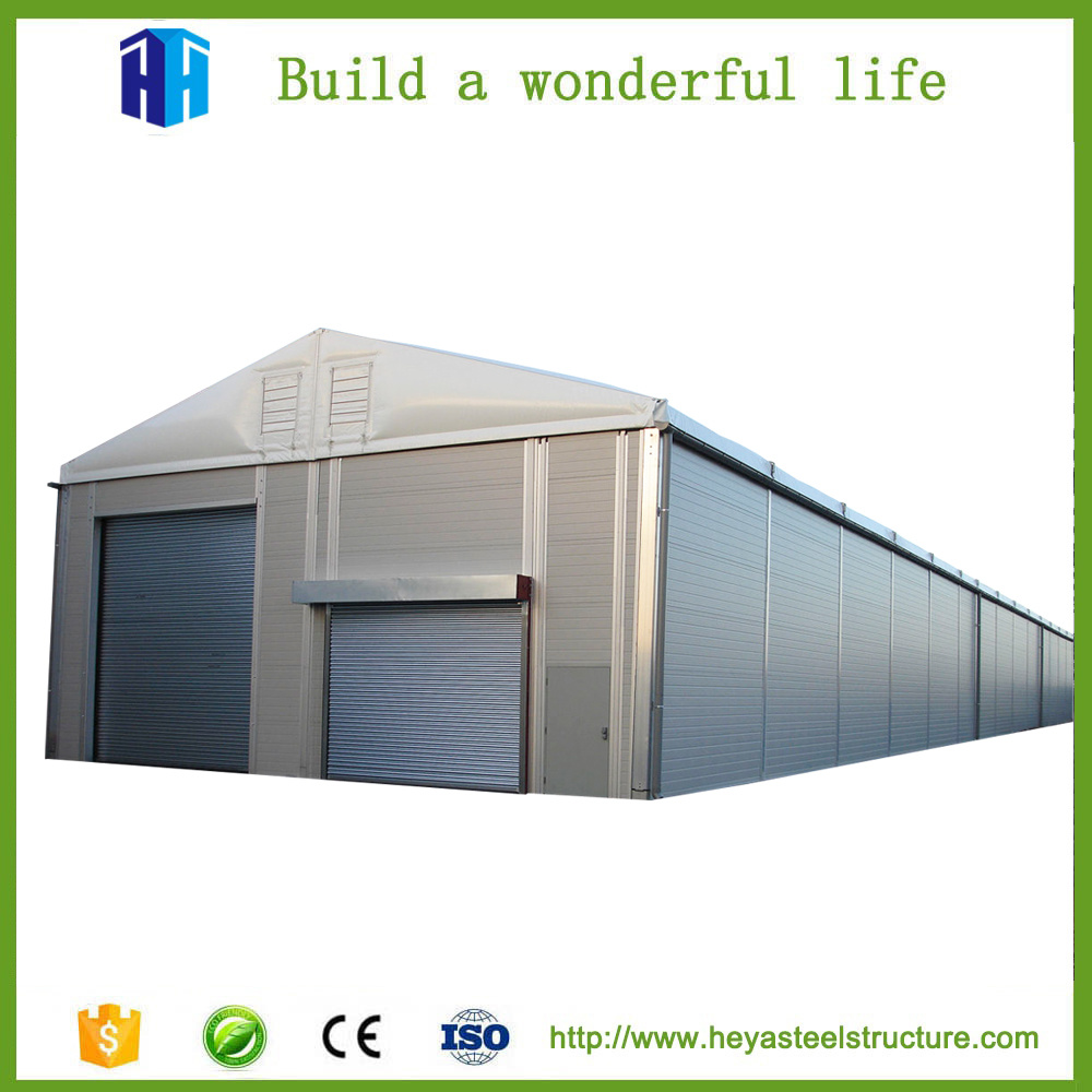 Steel Frame Roof Trusses Warehouse Construction Materials ...