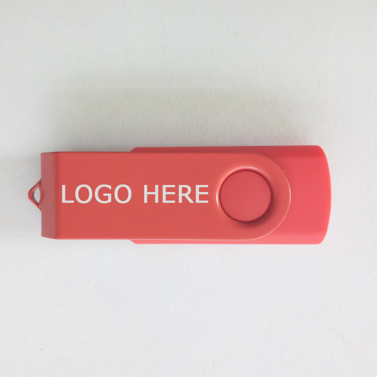 Red Swivel USB Flash drive 4GB 8GB 16GB pictures & photos