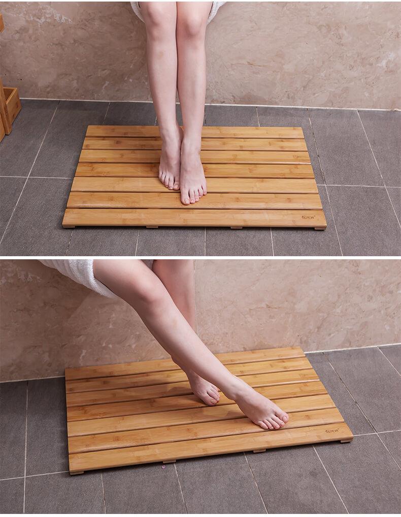China Decorative Big Cute Modern Thick, Bathroom Floor Rugs