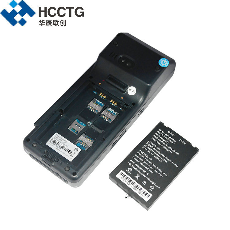 China USA Canada 4G Smart POS Terminal Contact Chip Magnetic