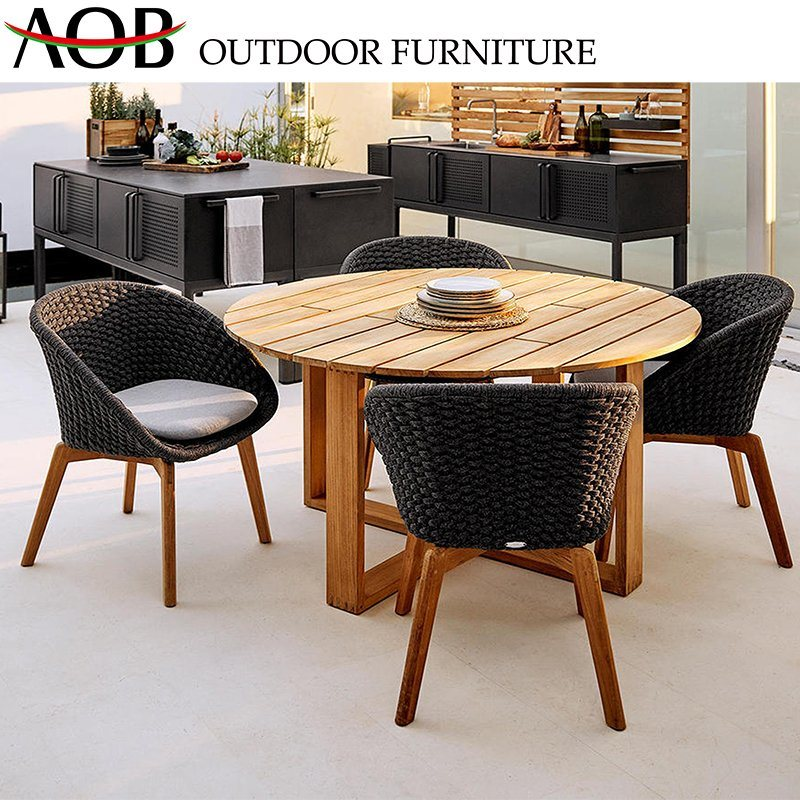 Chinese Manufacturer Outdoor Dining Set