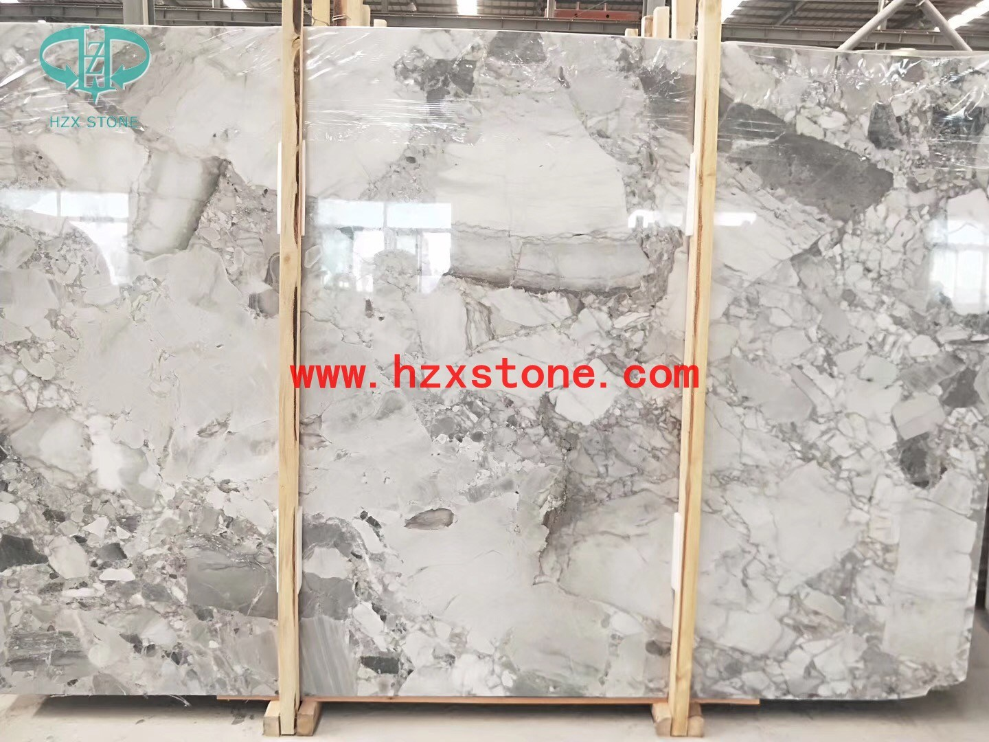 New Calacatta Grey/New Arabescato Grey Marble Slabs/Tiles pictures & photos