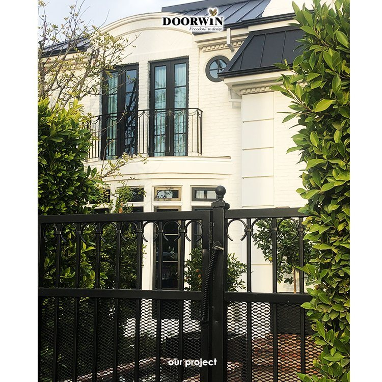 China European Style Modern House Simple Design Window Grill Price Aluminum Alloy Profile Doors And Aluminium Handle Windows Photos Pictures Made In China Com