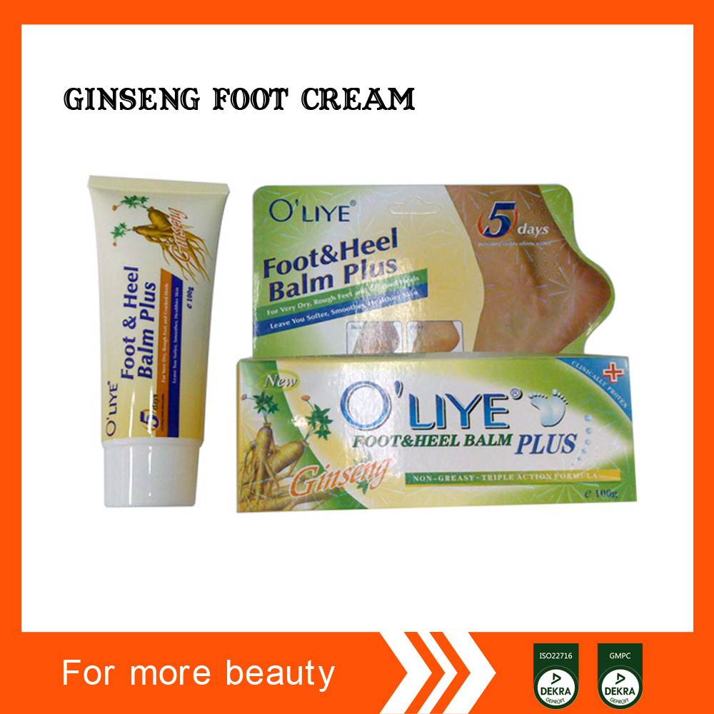 Verbazingwekkend China Pure Herbal Heel Balm for Rough Dry Cracked Feet 100g PW-83