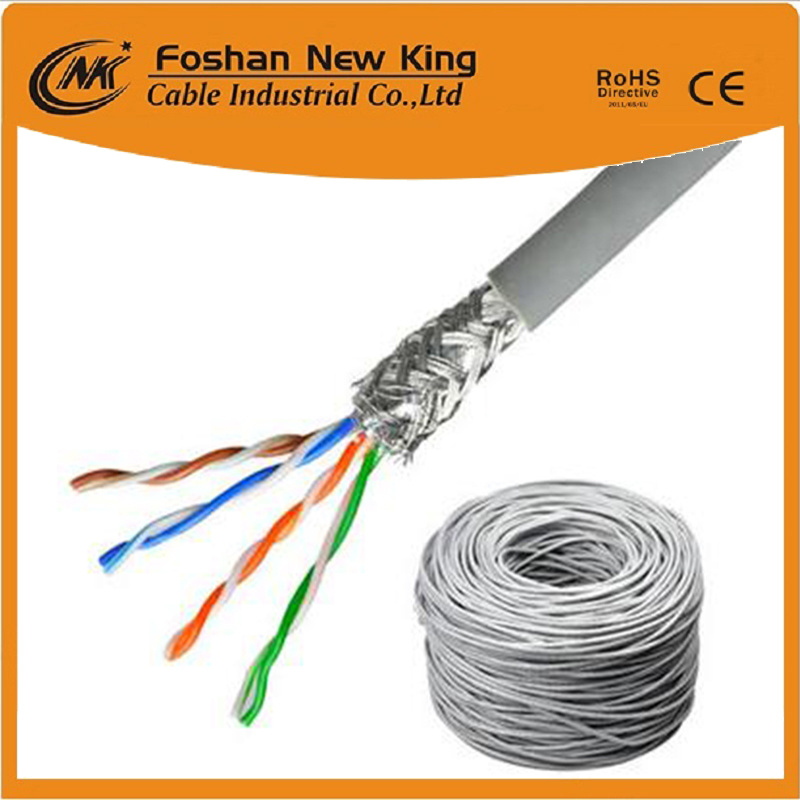China Hot Selling Indoor Cable UTP 23AWG 24AWG CAT6 Network Cable ...