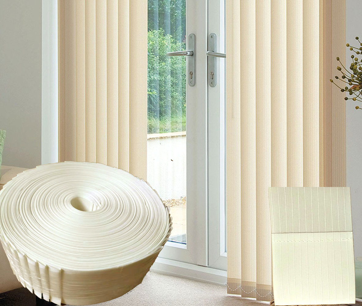 China Hotel Window Decoration 89mm Fabric Vertical Blind Photos Pictures Made In China Com