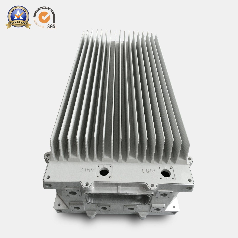 China CNC Machined Aluminum Part for Telecommunication Termination ...