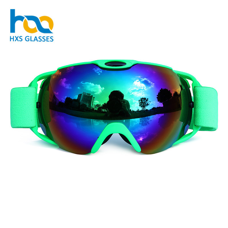 86dad966abb0 Custom Ski Goggle Straps Safety Glasses Snowboard Goggles Skiing Equipment  Winter Sport Eyewear