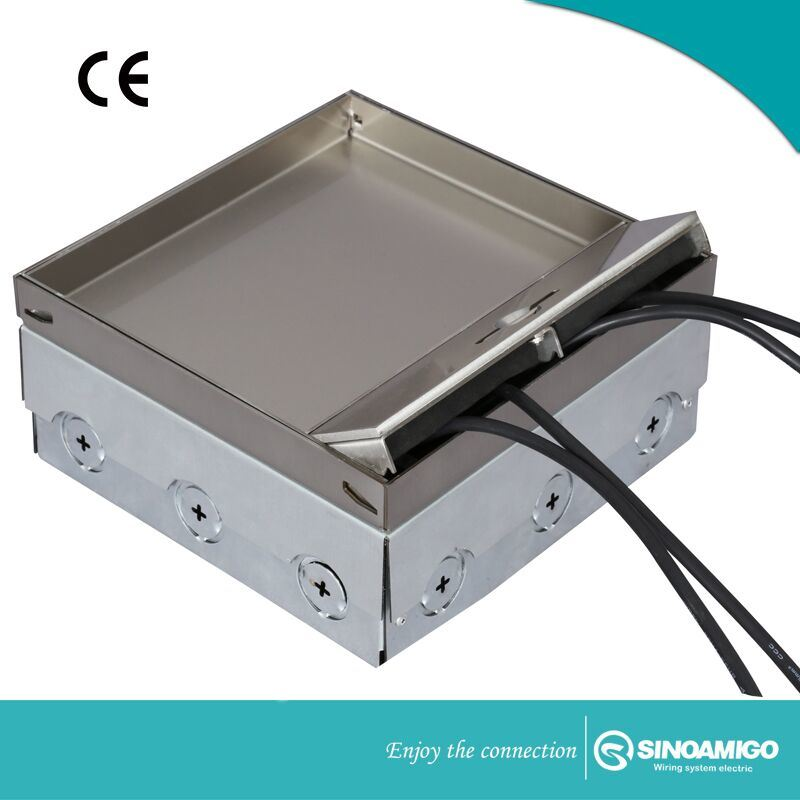 Marvelous China Large Capacity Nice Appearance Floor Box China Switch Plug Wiring 101 Cajosaxxcnl
