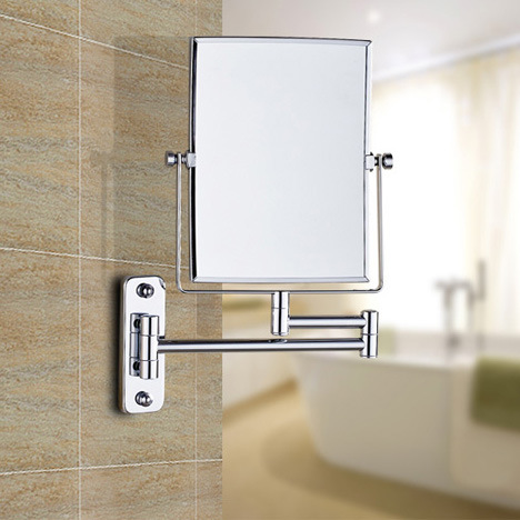 China Cosmetic Mirror And Makeup, Magnifying Wall Mirrors For Bathroom