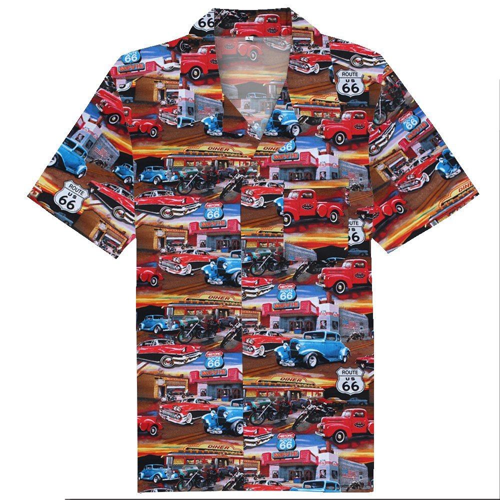 4e21ddd4 Mens Retro Hawaiian Shirts   Top Mode Depot