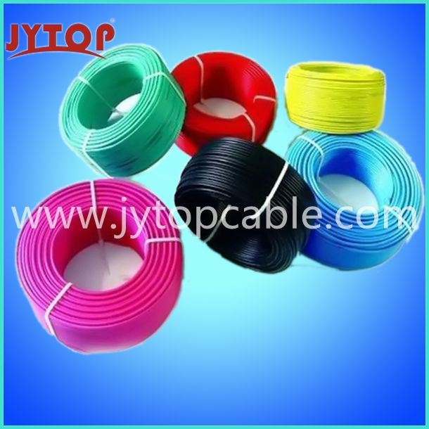 China 600V PVC Insulated Copper Wire with CE Certificate - China Thw ...