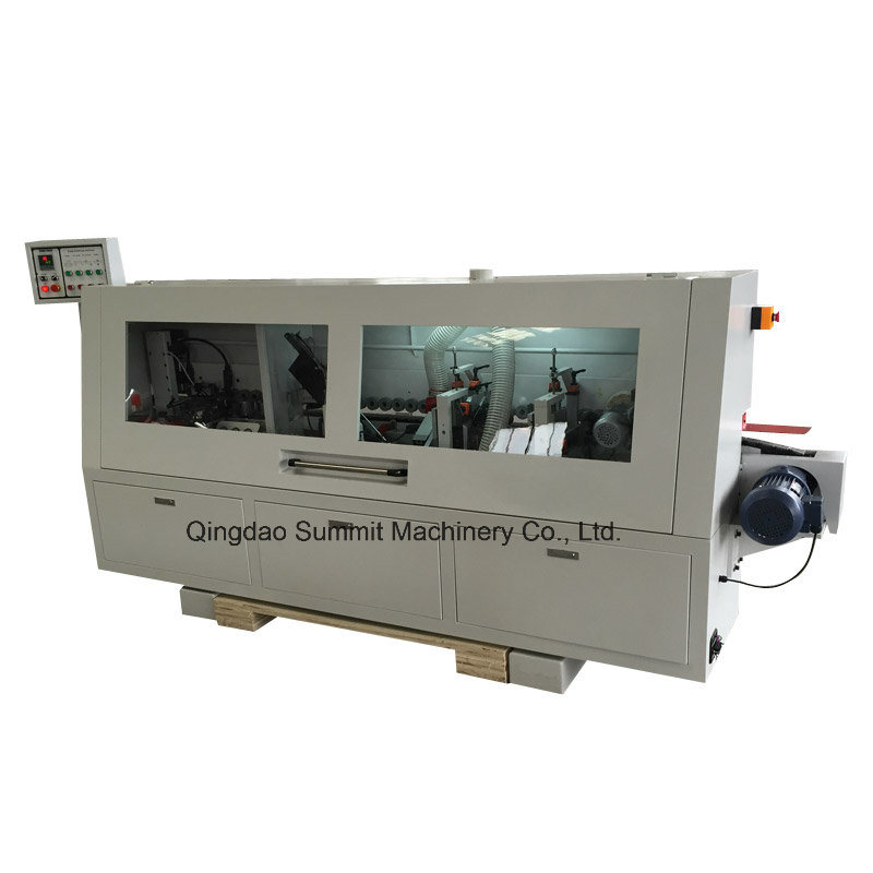 PVC Edge Banding Machine for Sealing MDF Edge Bander Mf60e pictures & photos