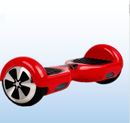 Smart 2 Wheel Motorized Skateboard Electric Balance Scooter With Led Light