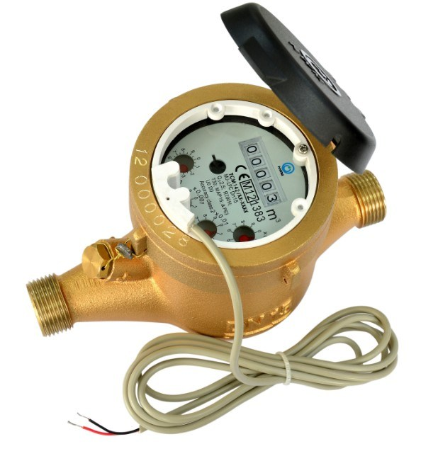 Multi Jet Liquid Filled (Semi Dry) Water Meter Classc/R160