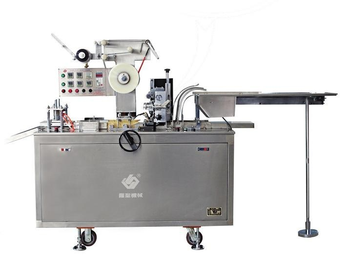 Bouillon Cube Cellophane Over Wrapping Machine (LS-200)