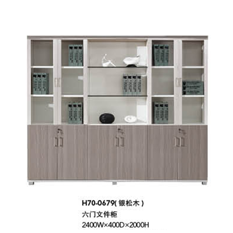 Office Wooden Furniture File Cabinet