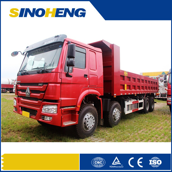 Sinotruk 30 Tons Right Hand Drive Dump Truck pictures & photos