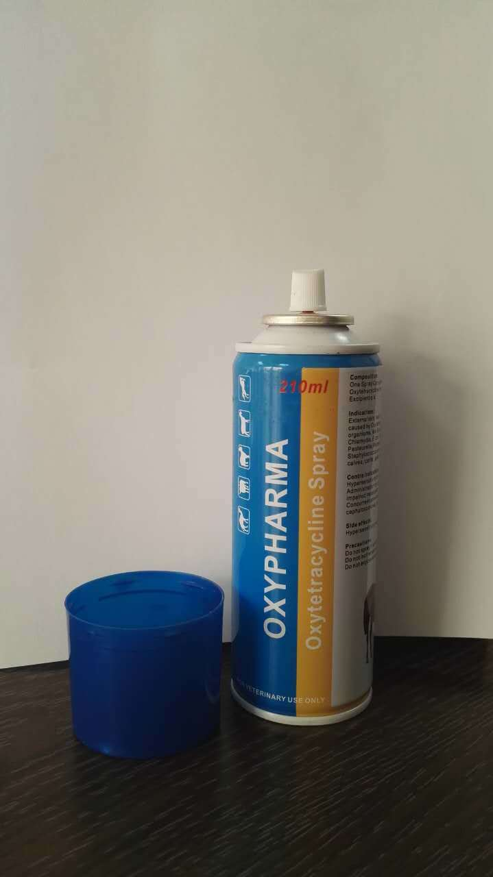 High Effective Oxytetracycline HCl Spray