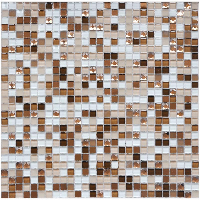 China Wall Decorative Bathroom Blue Ceramic Tile Mosaic China