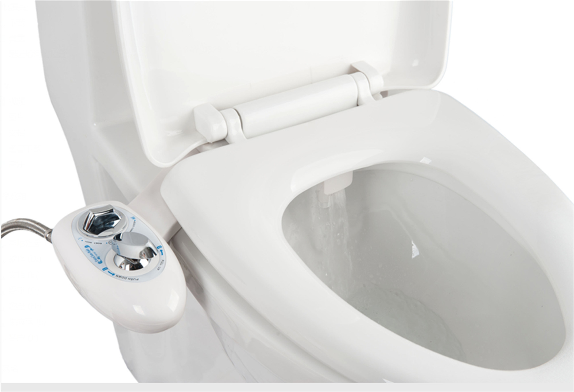 Chinese Bidet Good Quality Double Nozzle Bidet - China Bidet, Washlet