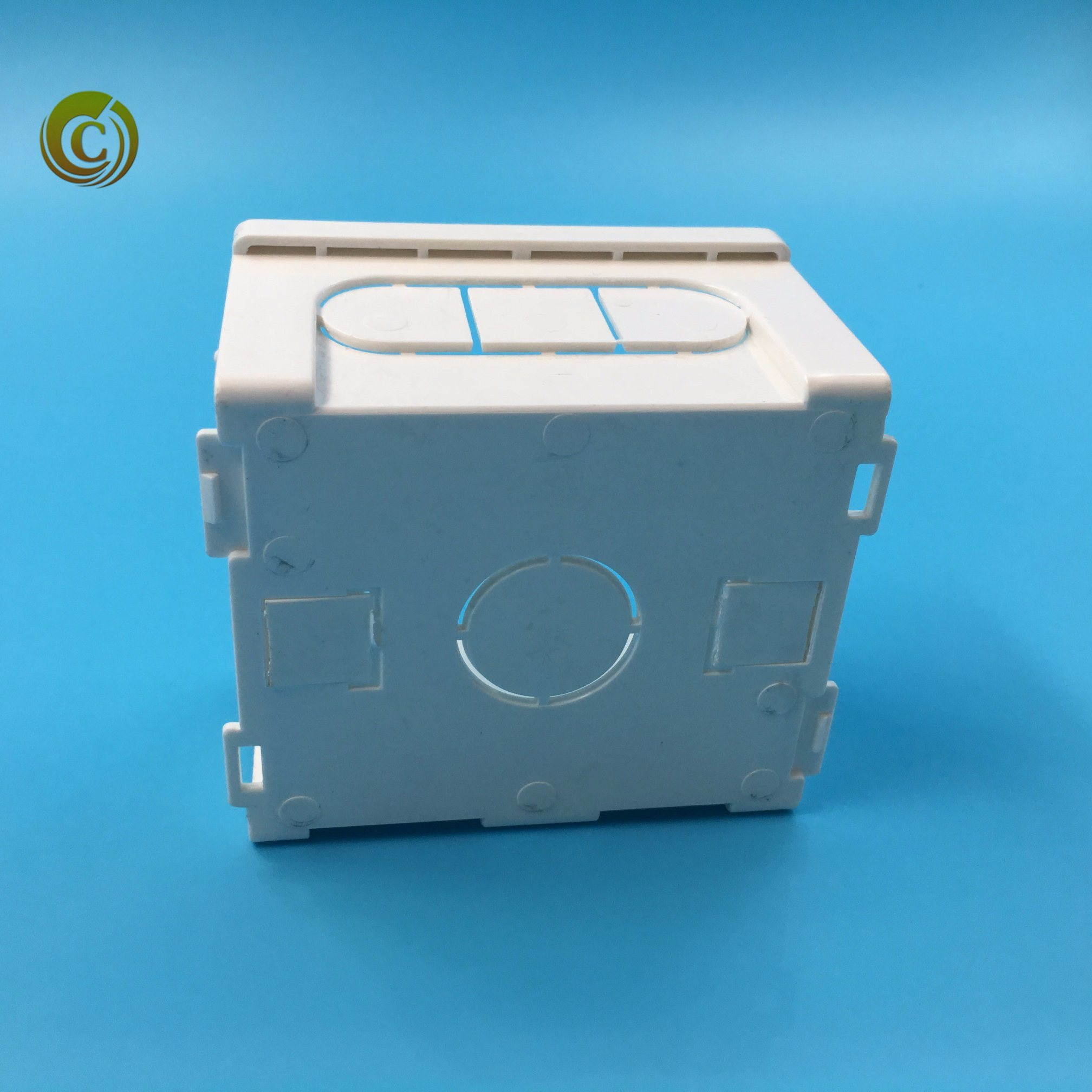 China PVC Switch Box Distributor Electrical Connection Box Wall ...