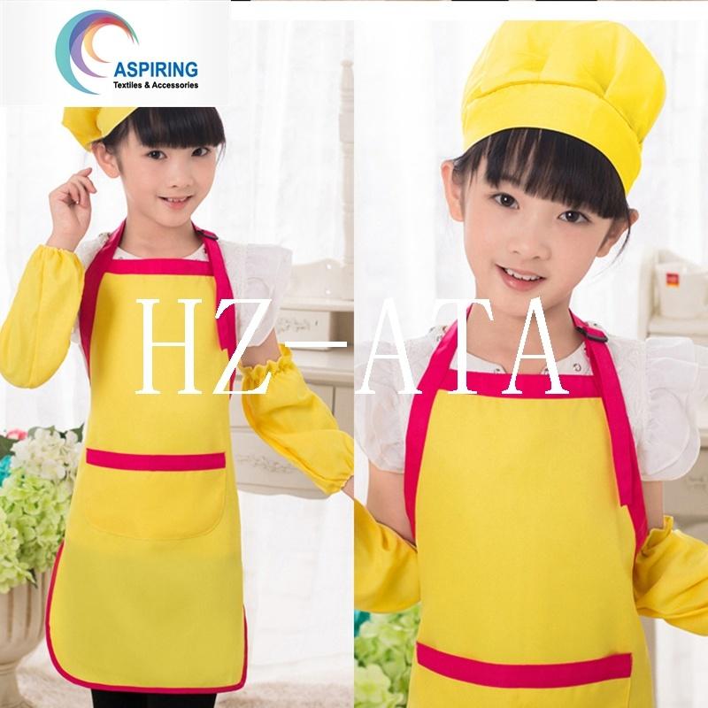 China Chef Kids Childs Chef Hat Apron Set China Apron Children Apron