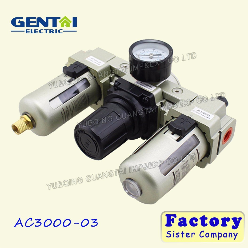 China SMC Type AC Air Filter Air Source Treatment Unit Air