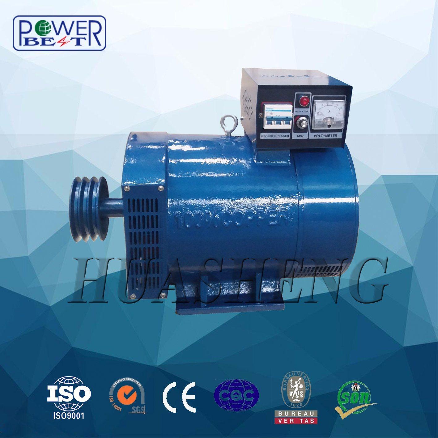China Syria St&Stc Series Three Phase Generator 10kw AC Brush