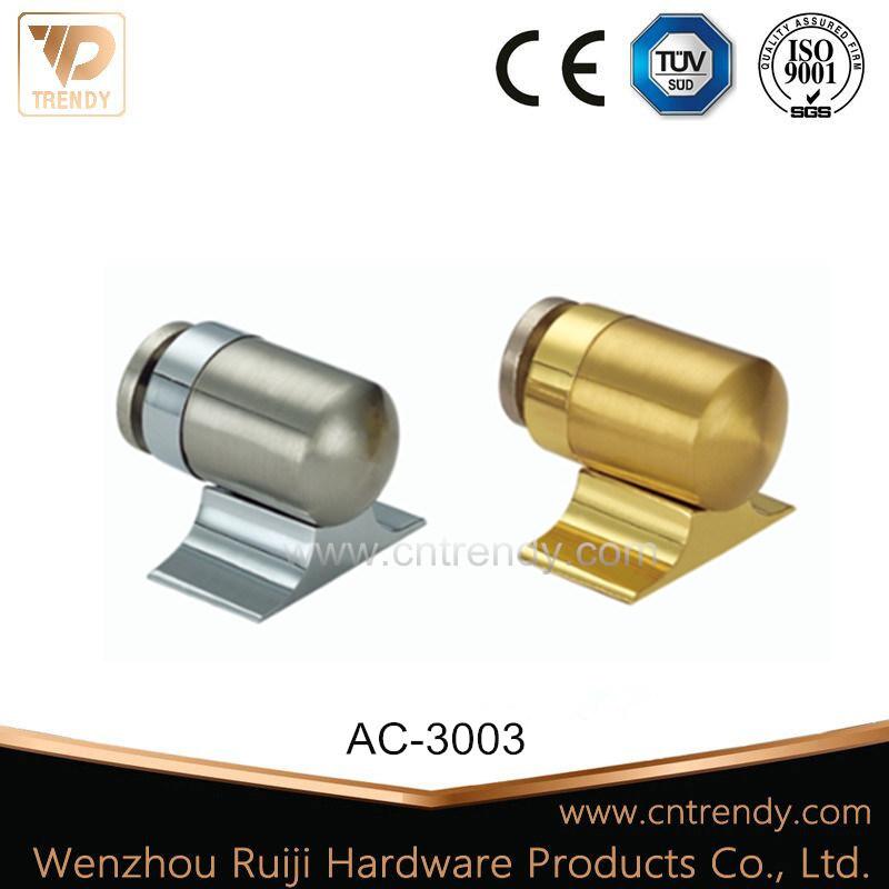 Furniture Hardware Brass Zinc Alloy Door Catch/Stopper (AC 3001)