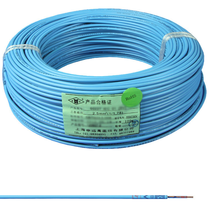 China Electrical Wire PVC Insulation House Building Wire - China ...