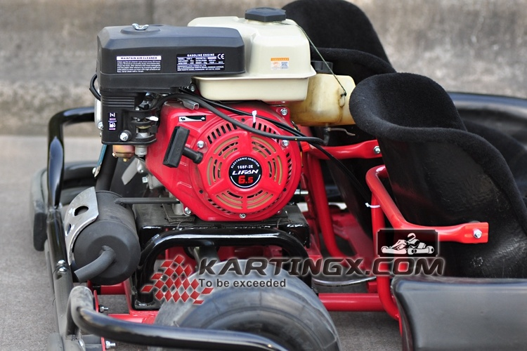 China 390cc Honda Engine Go Karting with 2 Seats Photos & Pictures