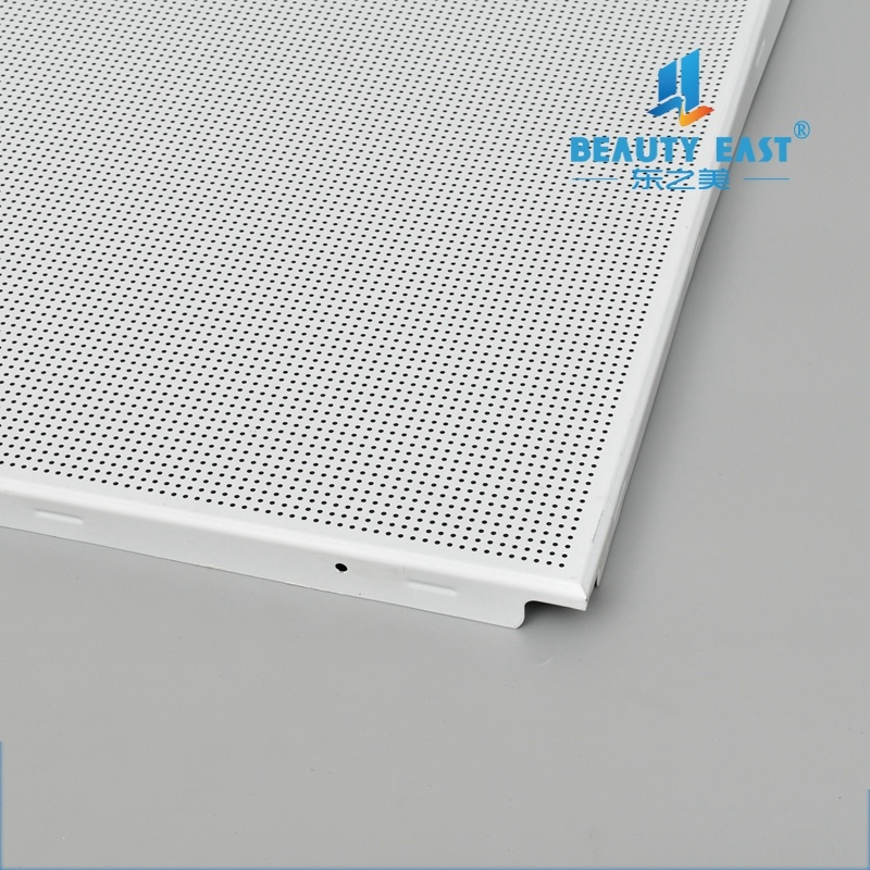 China Wholesale Waterproof Suspended Metal False Ceiling Tile For