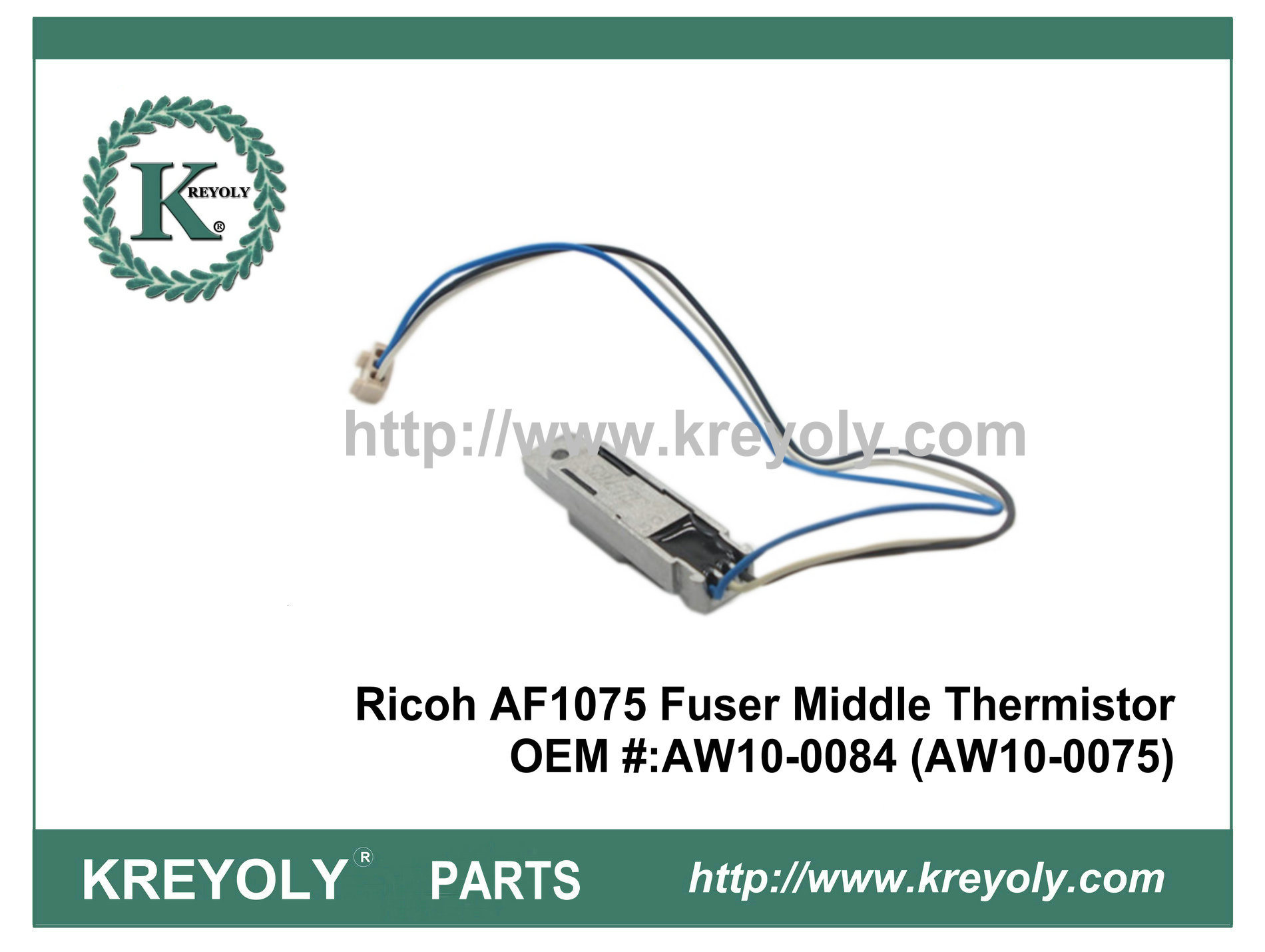 China High Quality Ricoh AF1075 AW10-0084 (AW10-0075) Fuser