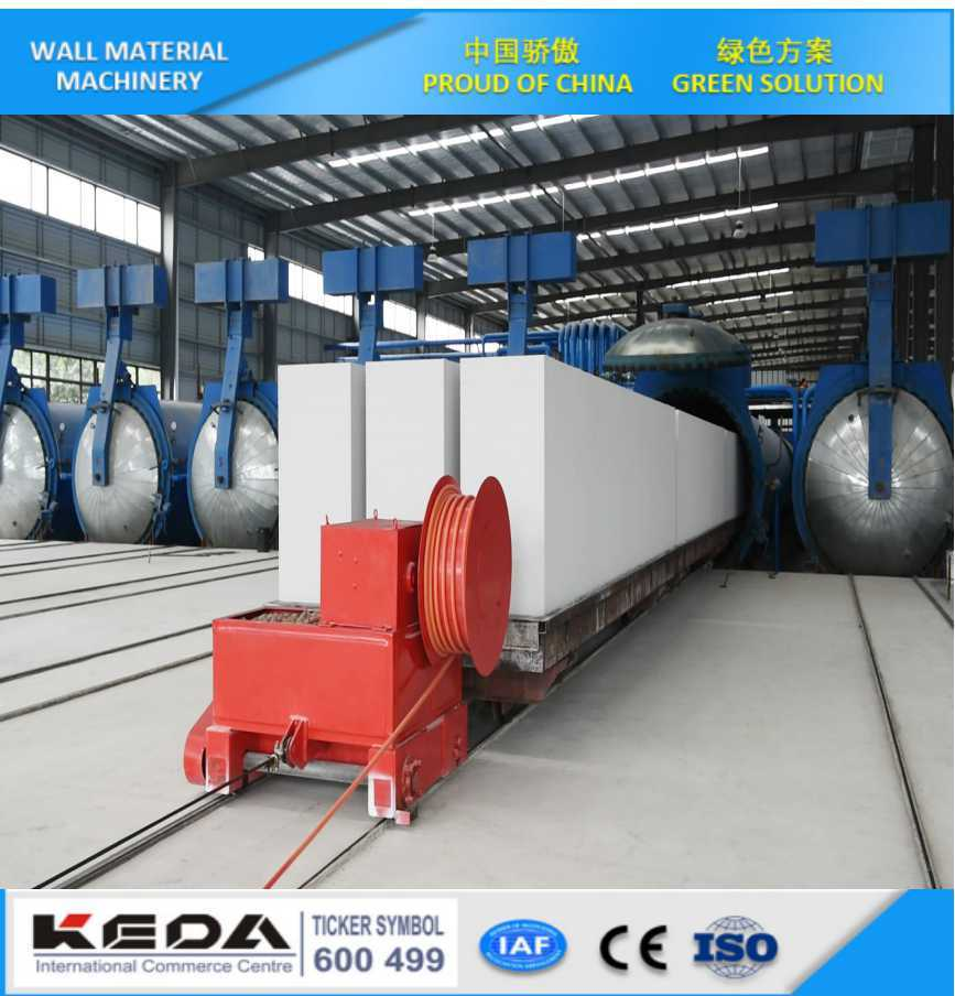 Produce building equipment for the building materials industry
