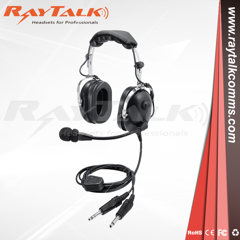 683eb5cd5d1 China Aviation Pilot General Aircraft Headset with Flexible Boom for  Perfect Microphone Placement - China Aviation Headset
