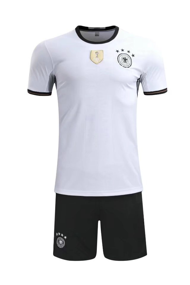4775a0a408f China Wholesale 2017 2018 Germany Home Soccer Jerseys Top Thai Quality  Football Jerseys - China Germany Jerseys