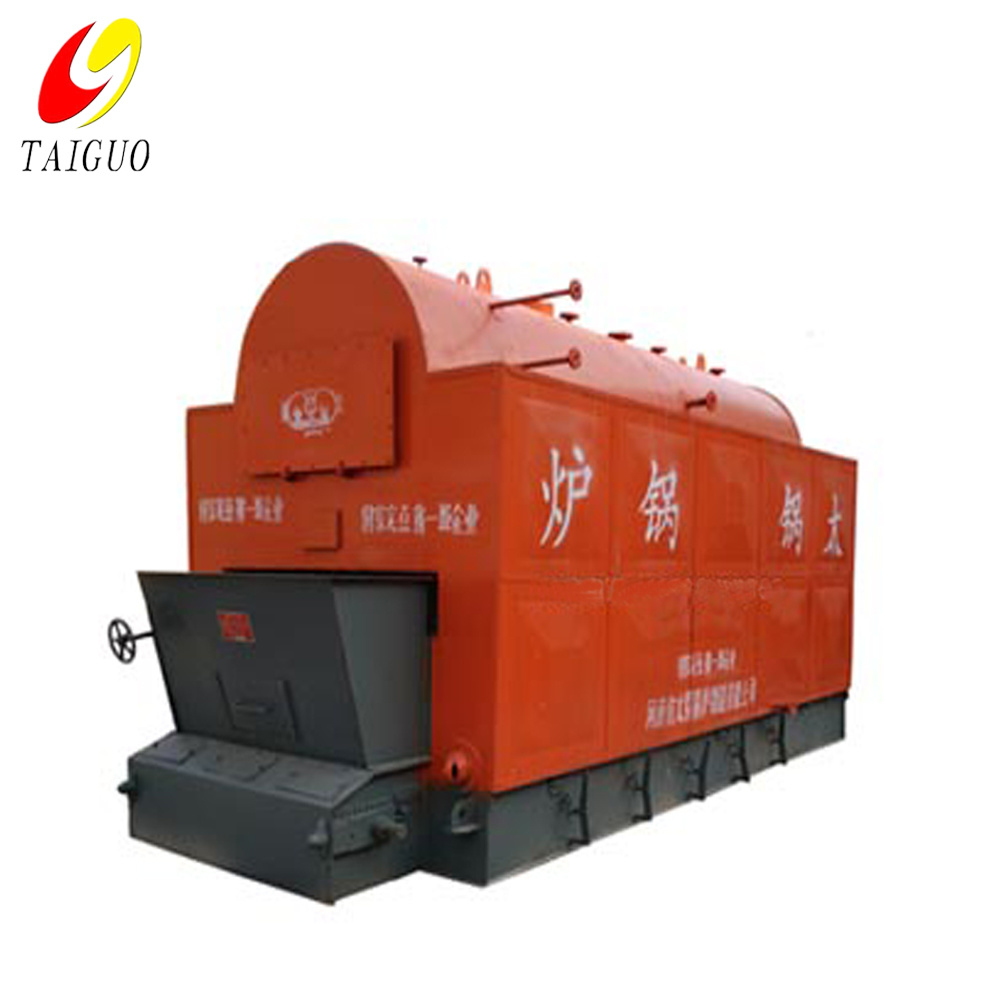 Paper Industry Coal Wood Biomass Fired Automatic Pressure Steam Boiler