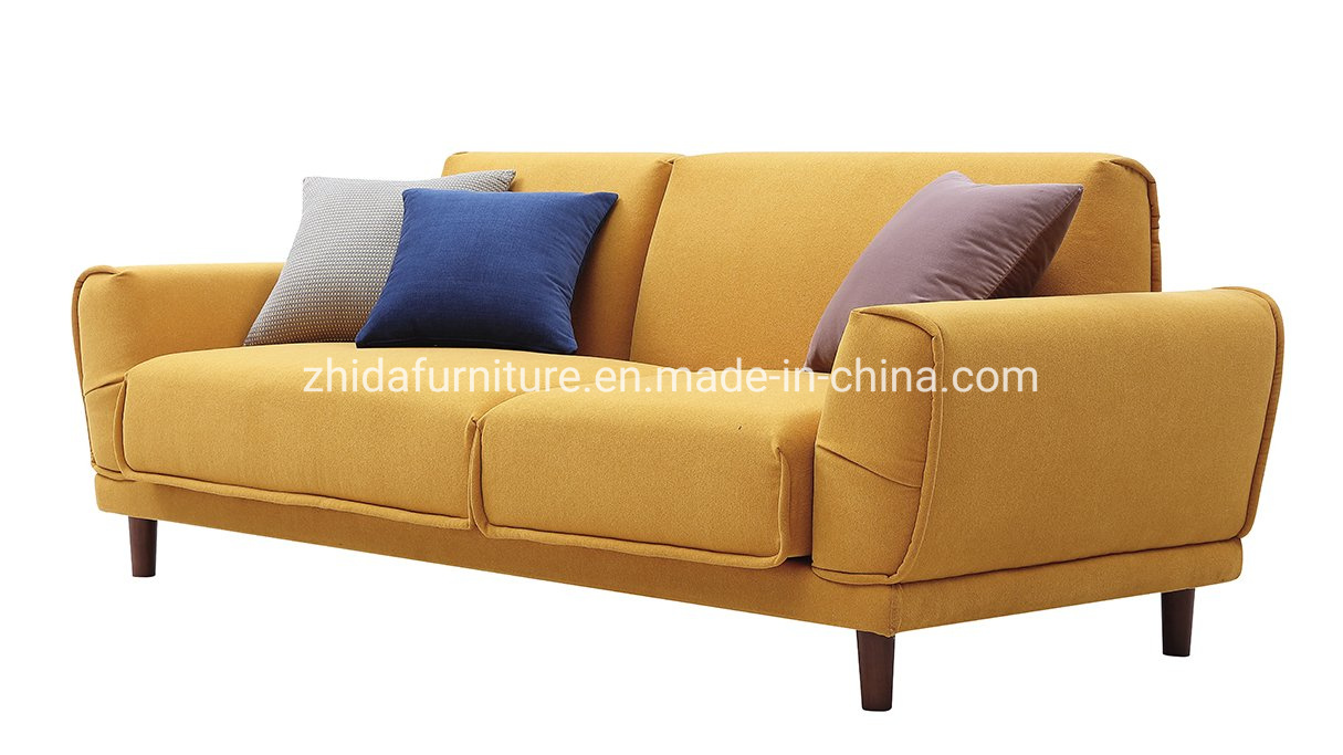 Picture of: China Japan Style Pure Wood Leg Fabric Armrest Living Room Sofa China Leather Sofa Factory Sofa