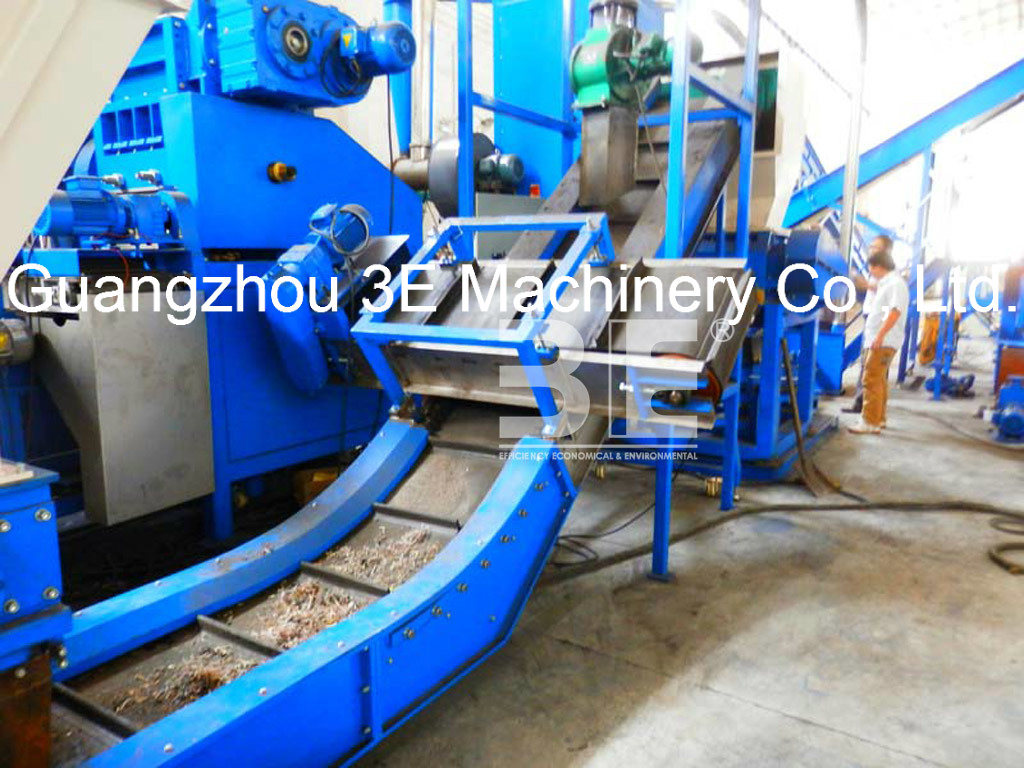 China Scrap Wire Recycling Machine/Cable Recycling Machine/Copper ...