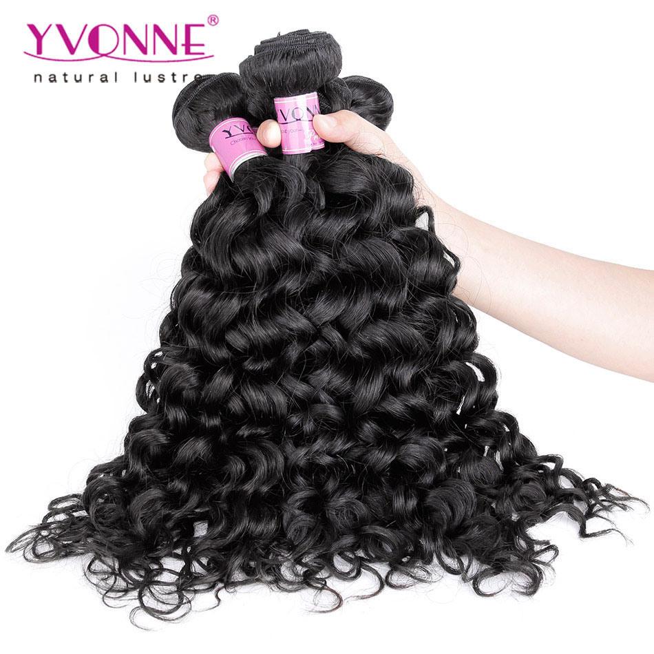 China Yvonne Best Selling 100 Peruvian Virgin Remy Italian Curly