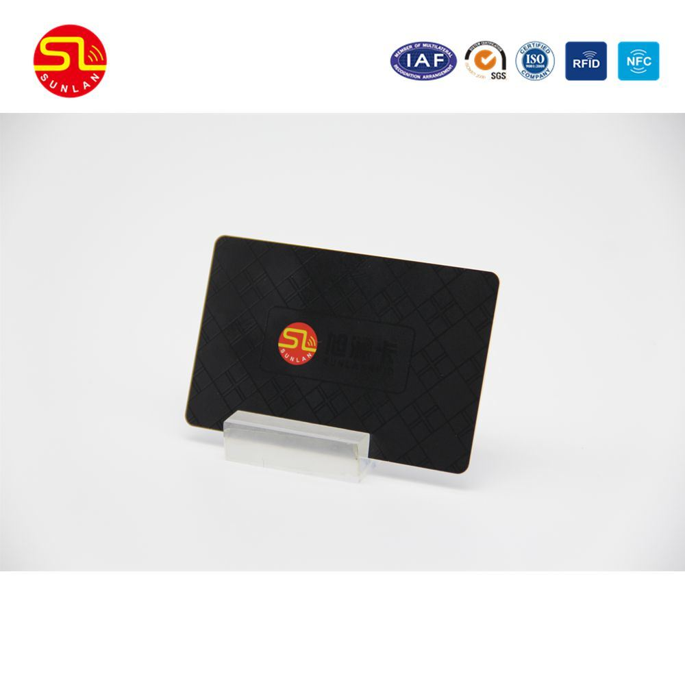 Factory Price ISO 7816 PVC Contact Smart Card, Business Card pictures & photos