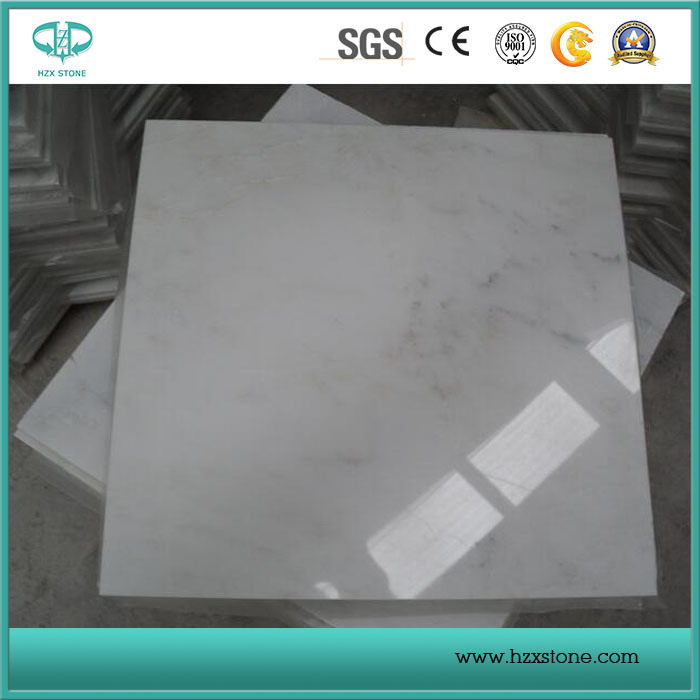 Oriental White Marble Slabs/Tiles for Wall Cladding/Flooring/Countertops pictures & photos