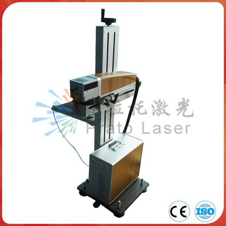 CO2 Device Laser Marking Machine for Food Industry