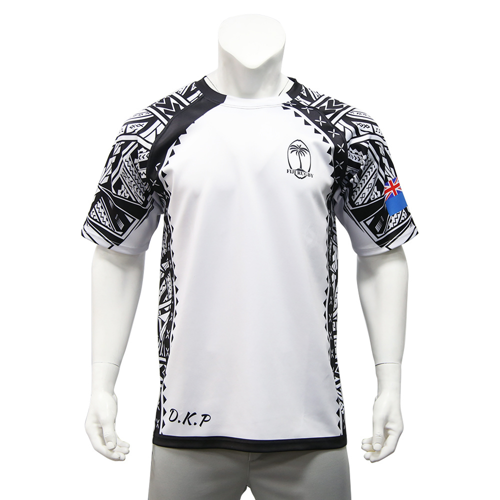 Healong Sportswear Sublimation Printing Rugby Practice Jersey Custom Team Wear Rugby Shirt pictures & photos